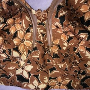 Ashley Stewart Intimates & Sleepwear - Ashley Stewart Plus Size Full Support Floral Bra!